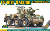 FV-601 Saladin Armored car
