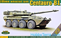 Centauro B1 105mm wheeled tank