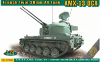 AMX-13 DCA French twin 30mm AA tank