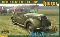 British Staf car 8hp Tourer