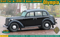 Olympia (4 door saloon) staff car, model 1938