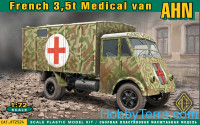 AHN French 3,5t Medical van