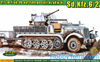 SdKfz.6/2 3.7cm Flak 36 on chassis mZgKw 5t