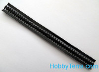 Rubber tracks 1/72 for ACE T-60 kit