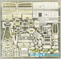 Photo-etched set for ICM Su-2 kit