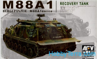 M88A1 Recovery vehicle