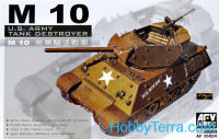 M10 US Army tank destroyer