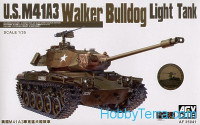 "M41A3 ""Walker Bulldog"" light tank"