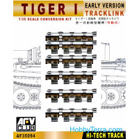 Workable track for Tiger I, early type