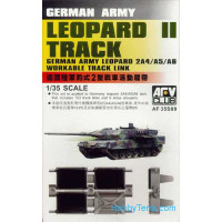 Tracks for Leopard II