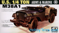 M38A1 1/4T 4x4 Utility truck