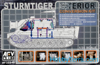 Sturmtiger interior conversion kit