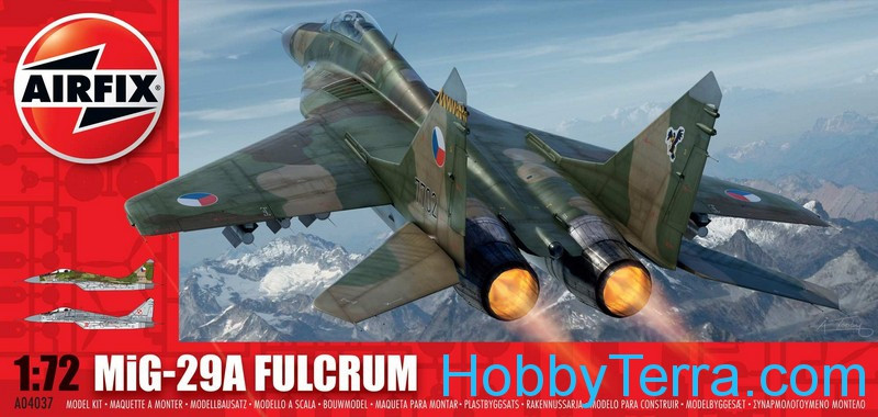 MiG-29A 'Fulcrum' fighter