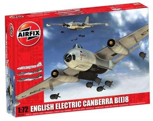 English Electric Canberra B(1)8