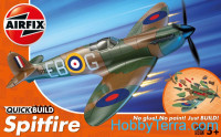 Spitfire (fast assembly without glue)