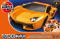 Lamborghini Aventador, Quick Build