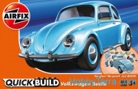 VW Beetle, QuickBuild for kids
