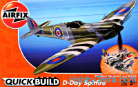 Spitfire D-Day (Quick Build)