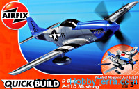 P-51D Mustang (Quick Build)