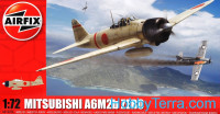 Mitsubishi Zero A6M2b fighter