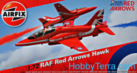 RAF Red Arrows Hawk, 2016