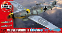 Messerschmitt Bf.109G-6 fighter