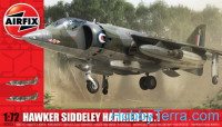 Hawker Siddeley Harrier GR.1 fighter