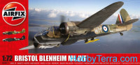 Bristol Blenheim Mk IVF fighter