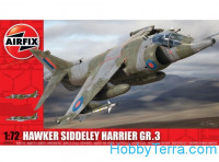 Bae Harrier GR3 fighter
