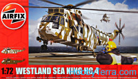 Westland Sea King HC.4 helicopter