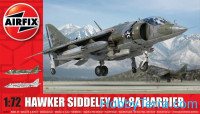 Hawker Siddeley AV-8A Harrier attack aircraft