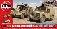 WMIK Land Rover / Snatch Land Rover, 2 kits in box