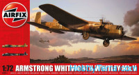 Armstrong Whitworth Whitley Mk.V night bomber