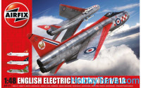 English Electric Lightning F.1/F.1A fighter