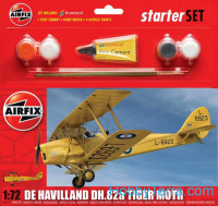 Starter Set. De Havilland DH.82a Tiger Moth