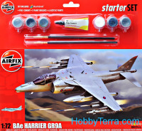 Starter Set. BAe Harrier GR9A
