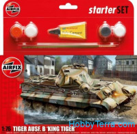 "Model Set. Pz.Kpfw.VI Ausf.B ""King Tiger"""