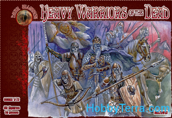 Heavy warriors of the Dead