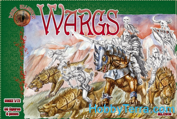 Alliance  72019 Wargs
