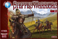 Steppes Warriors, set 2