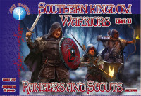 Southern kingdom Warriors. Rangers and Scouts (Set 1)