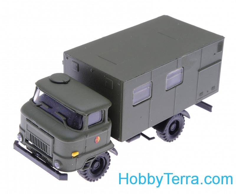 1:87 IFA kung truck DDR Army