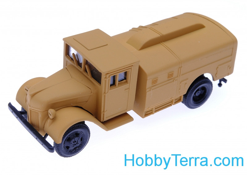1:87 Ford tanker, sand color