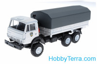 "1:87 Kamaz ""Berkut"" tent, dark grey color"