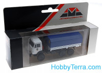 "1:87 Kamaz ""Berkut"" tent, blue color"
