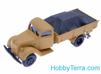 1:87 Ford V3000 cargo truck, sand color