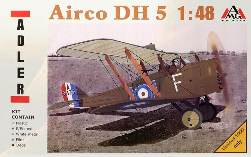 Airco (DH) de Havilland V