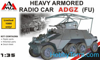Heavy Armored Radio Car ADGZ  (FU)