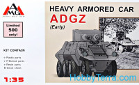 Heavy Armored Car ADGZ (Early)