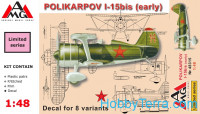 Polikarpov I-15 bis (early)